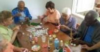 Terapia Ocupacional idosos institucionalizados