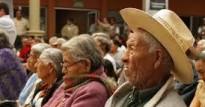 adultos mayores mexico pobreza pensiones